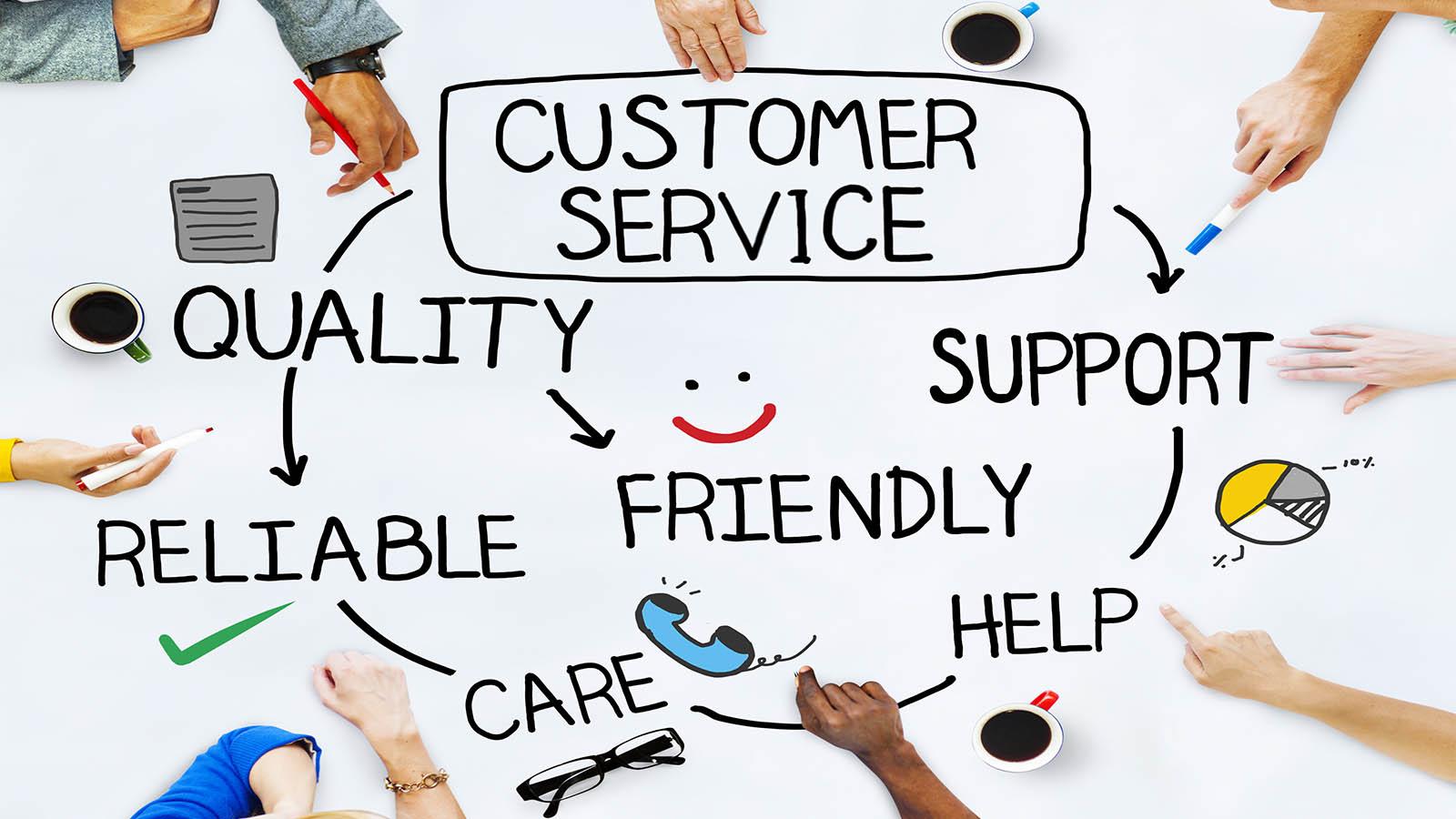 Tương tác với khách hàng hiệu quả bằng cách nào?