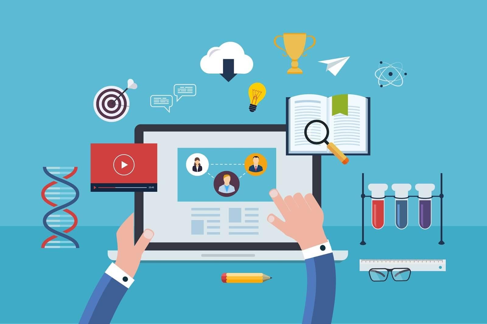 Marketing Online cho thiết kế website bất động sản tại TPHCM